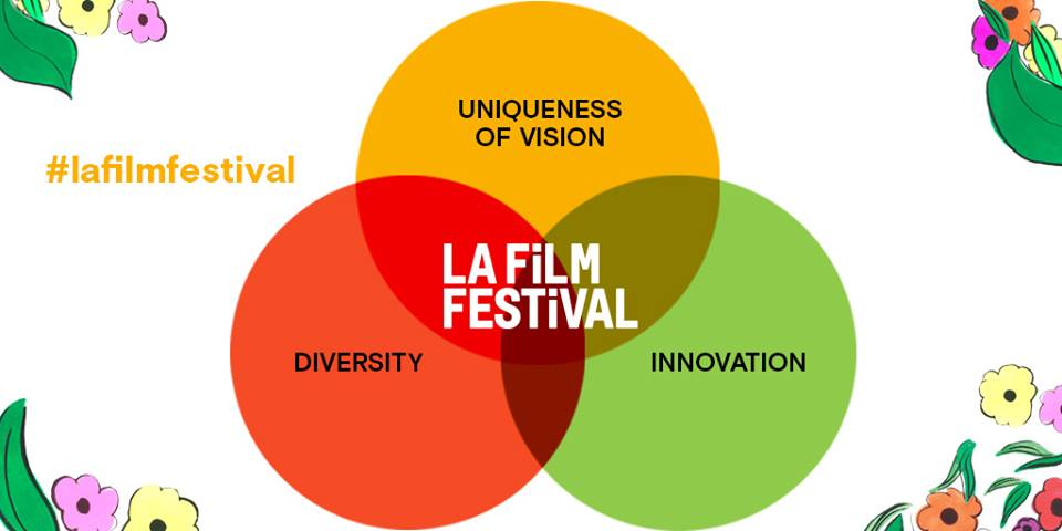 LA Film Festival Poster (short film and movie news)