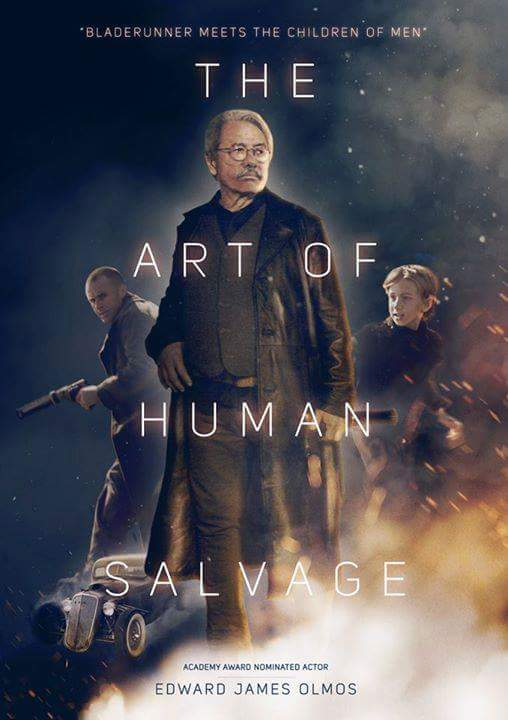 The Art of Human Salvage (short film and movie news)