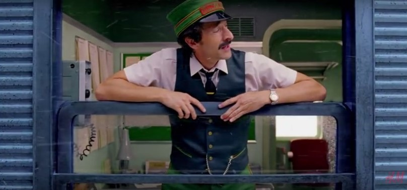 "Wes Anderson short silm ""Come Together"""
