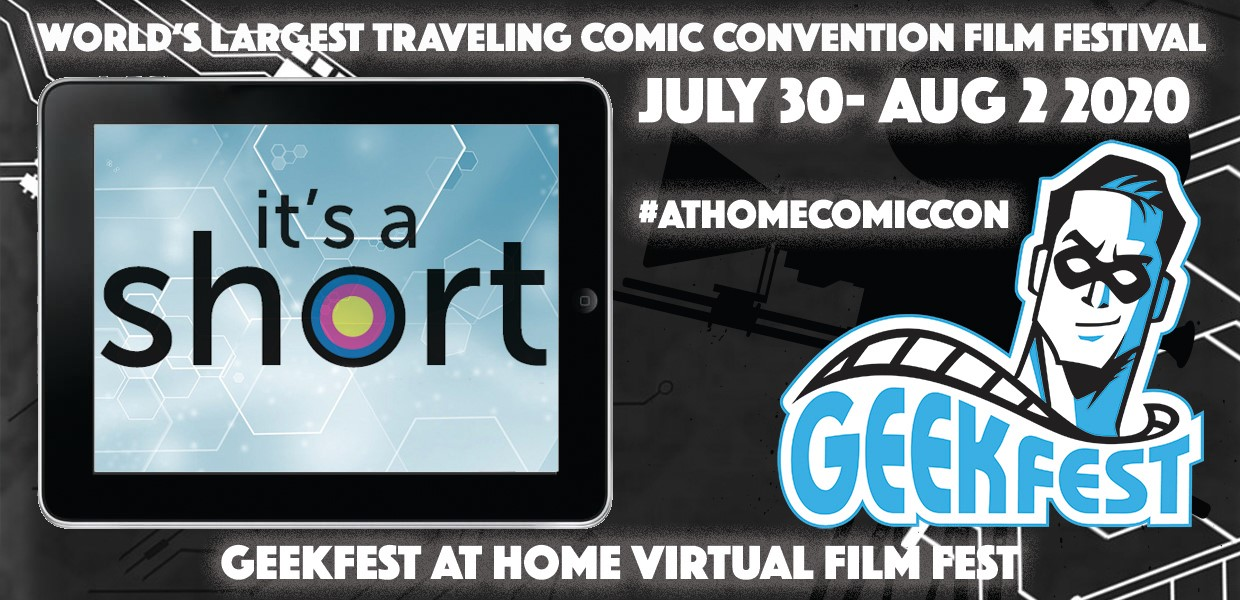 Picture of GeekFest Film Festival information